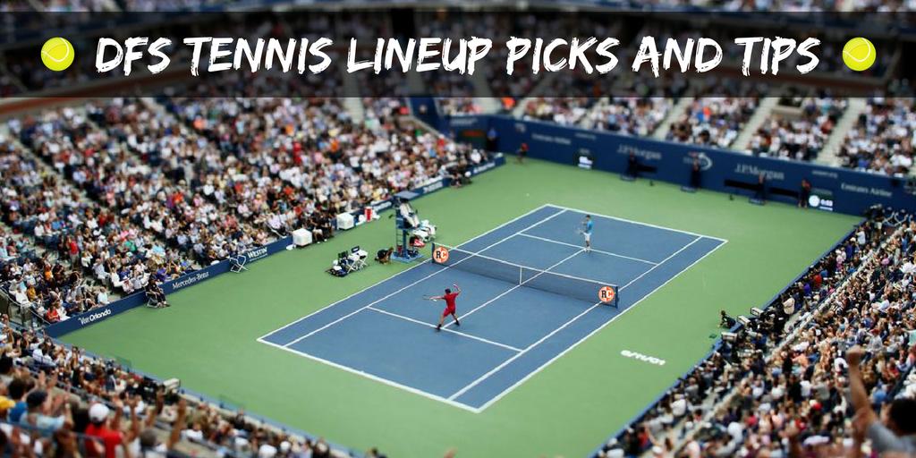 Daily Fantasy Tennis - RotoCurve